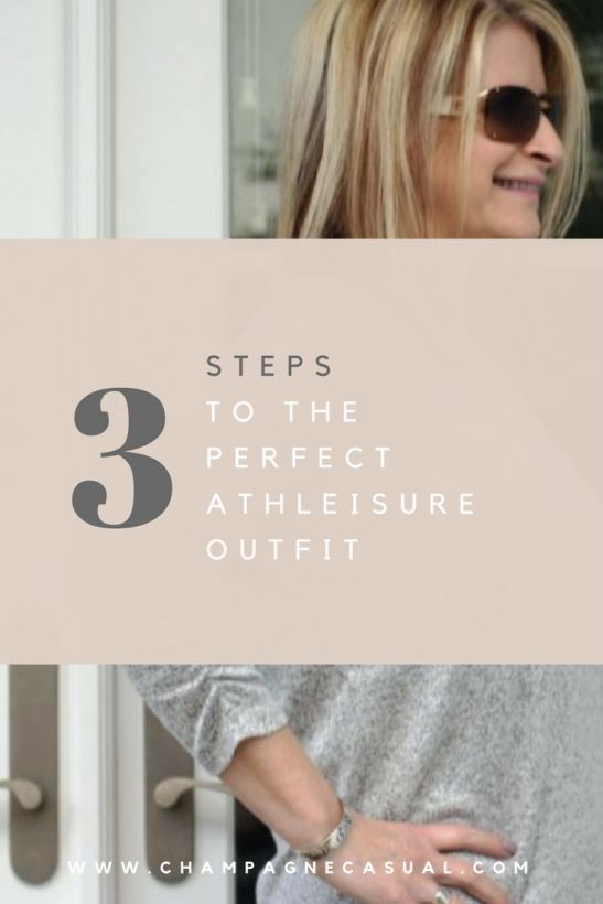 Athleisure Trend Outfit