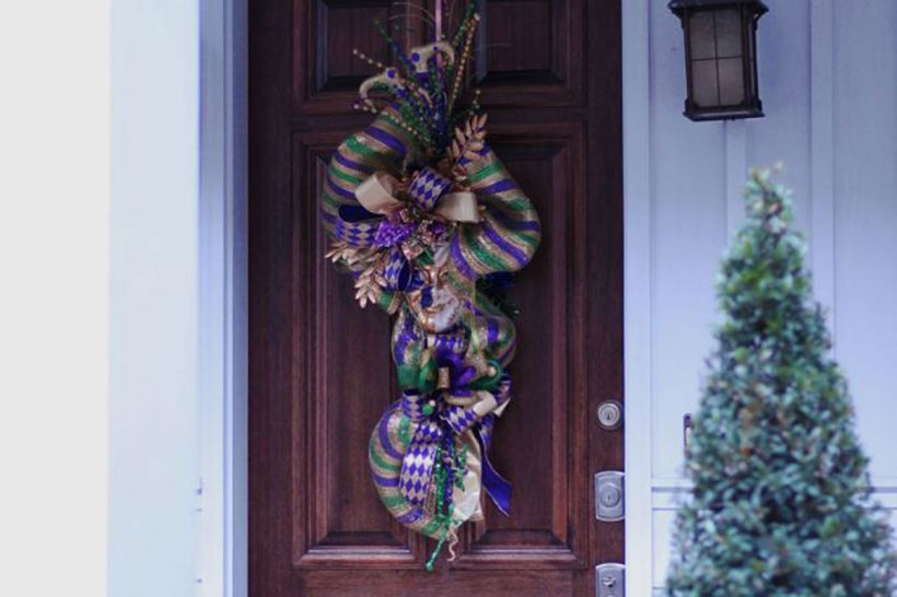 Mardi Gras Decorations Ideas