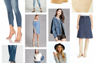 Frayed Denim at Any Age
