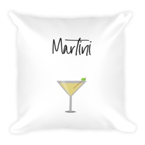 Martini Pillow