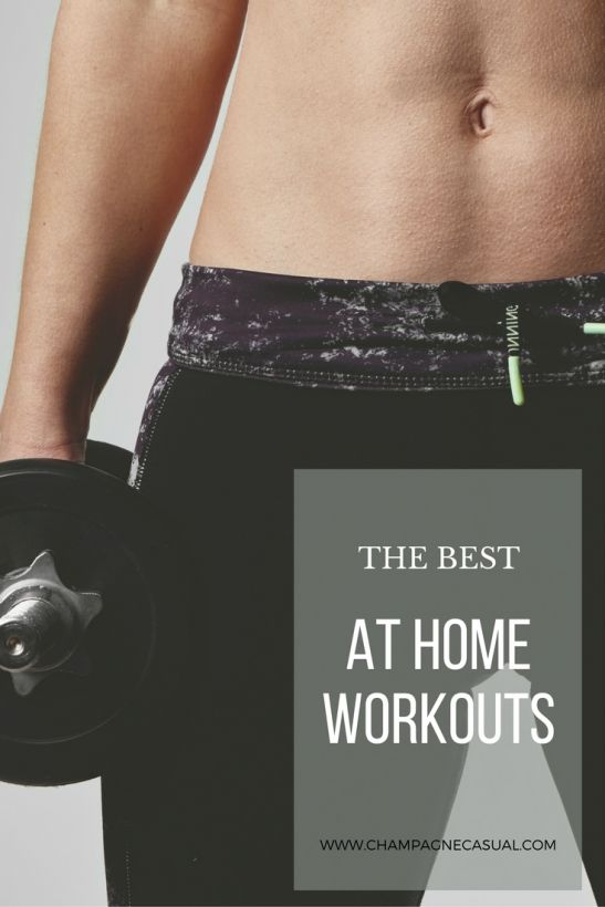 Fun Workouts - At Home Workouts